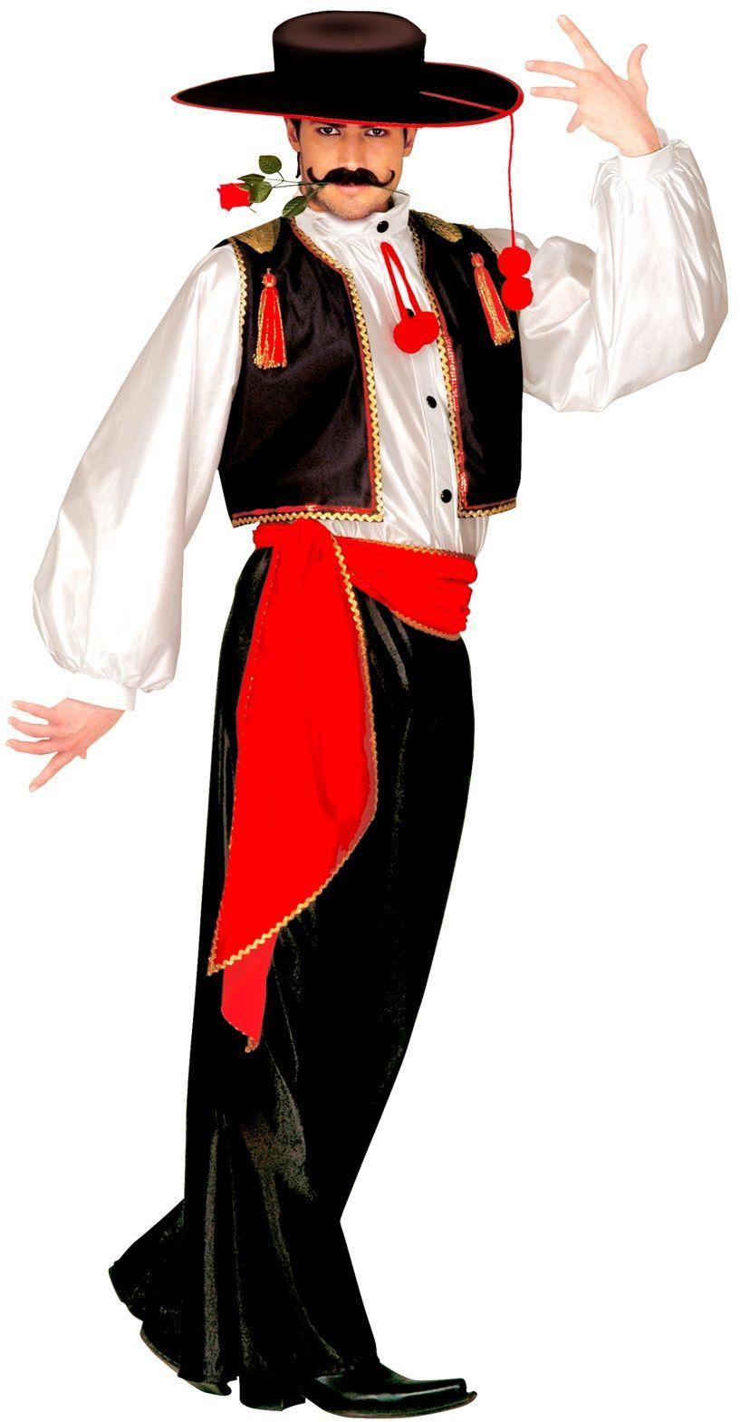 Spaanse flamenco danser
