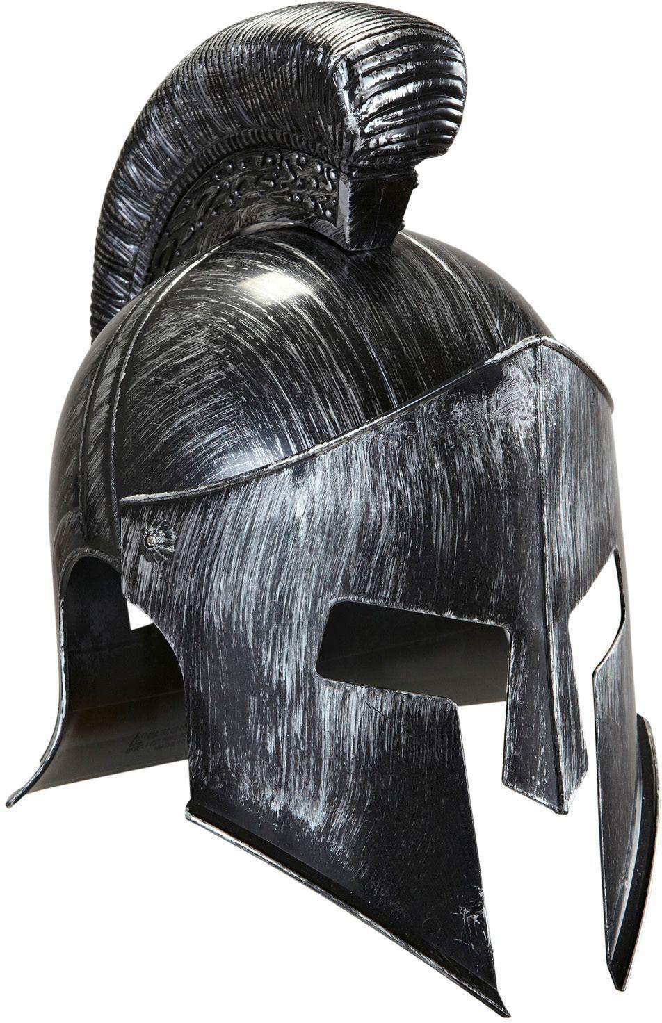 Spartaanse gladiatoren helm