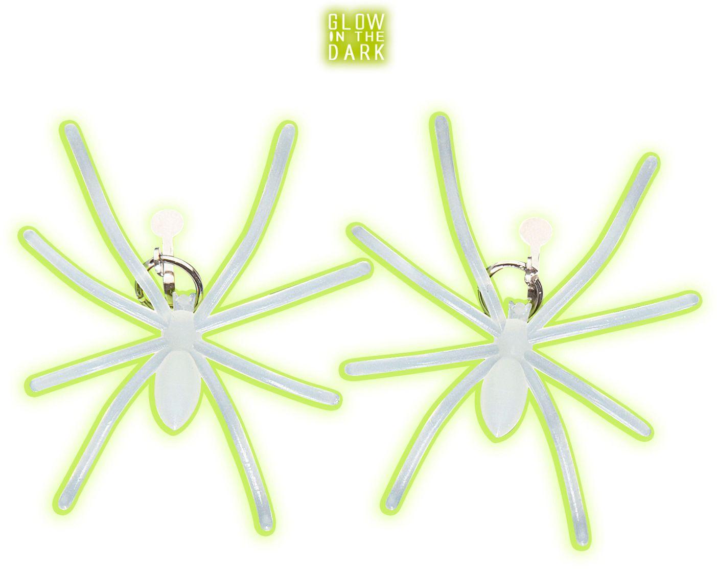 Spin oorbellen glow in the dark