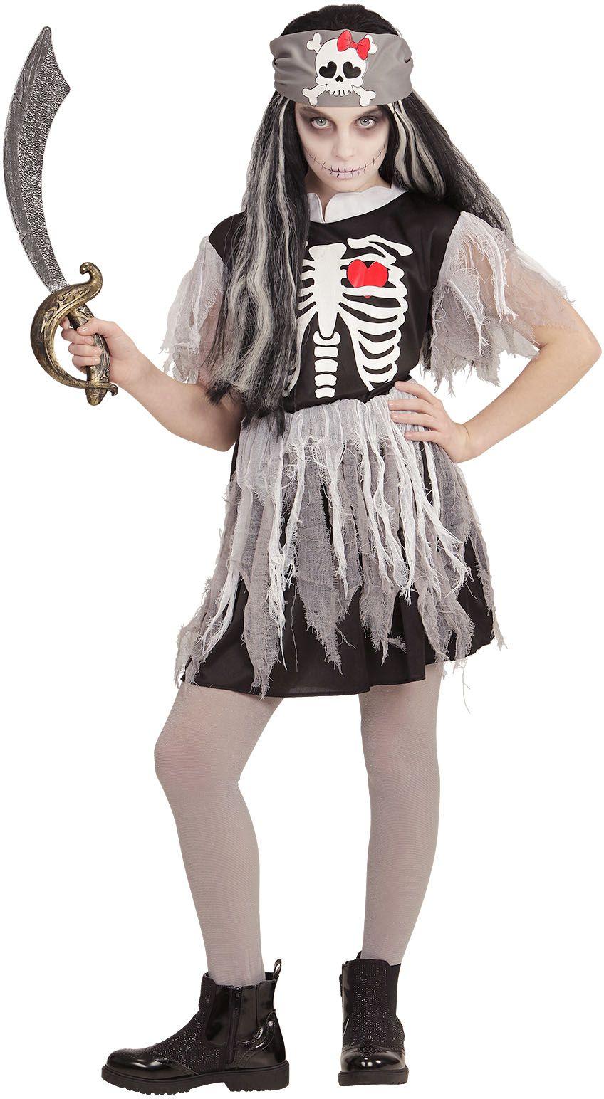 Spook piraat jurkje