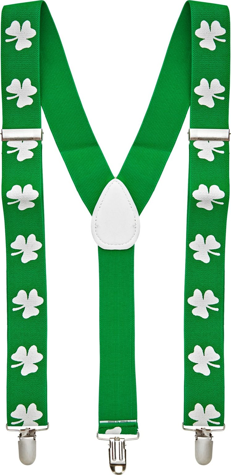 St. Patricks day bretels