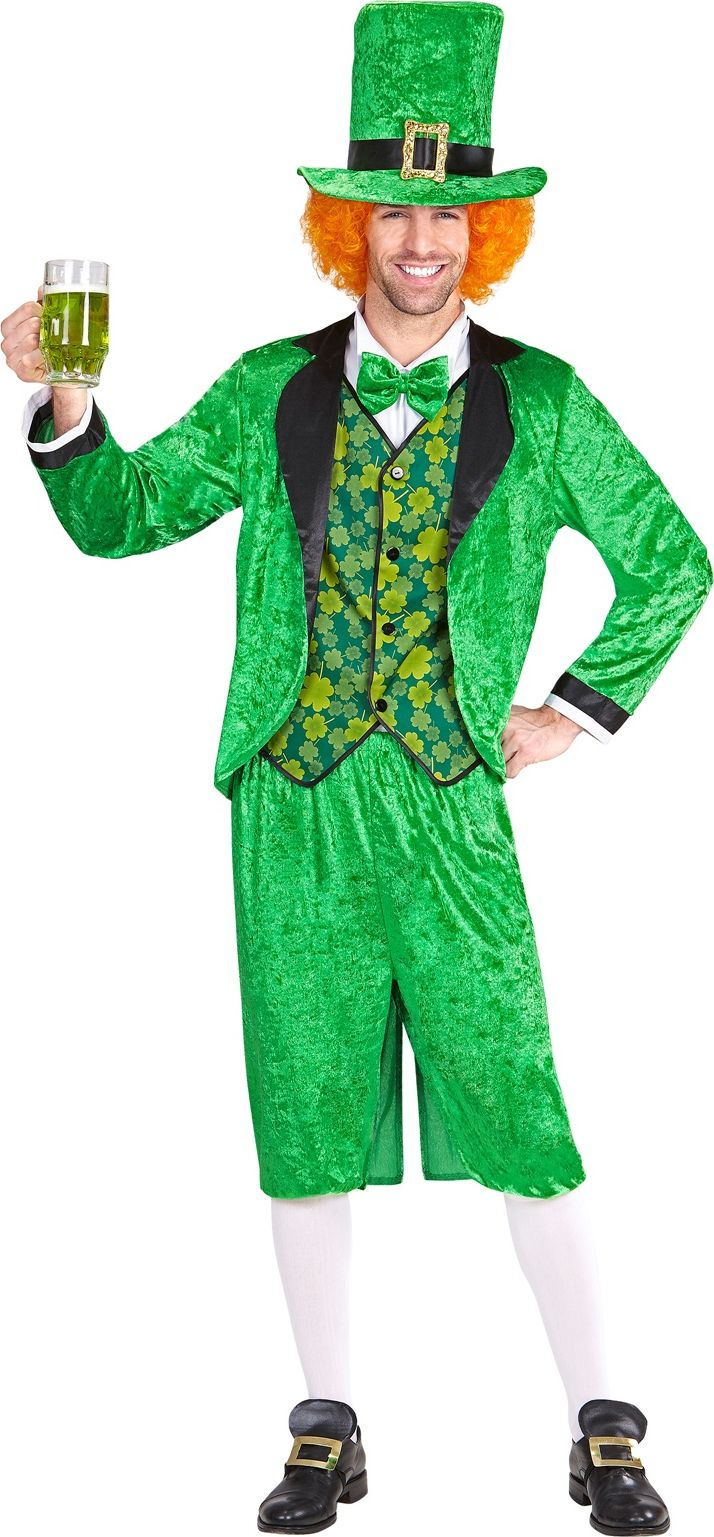 St patricks day groene outfit