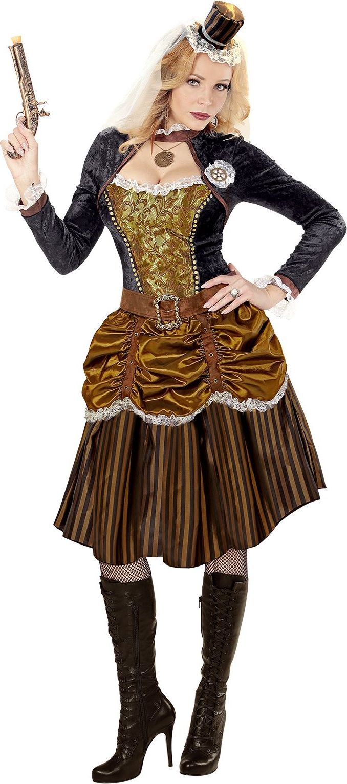 Steampunk outfit dames