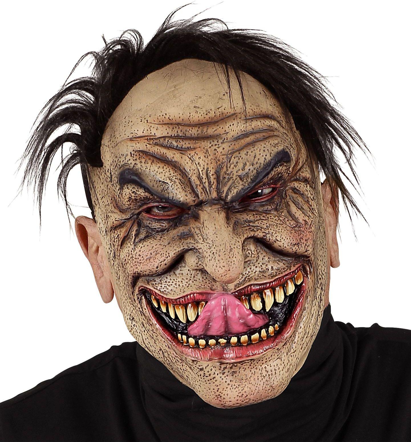 Stranger eng Halloween masker