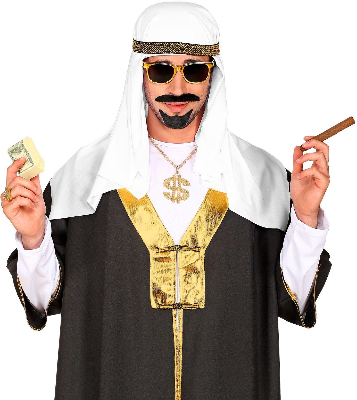 Sultan Arabisch hoofddeksel