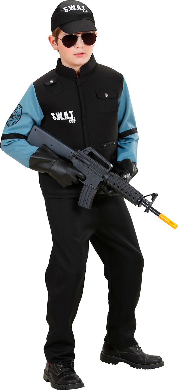 SWAT pakje kind