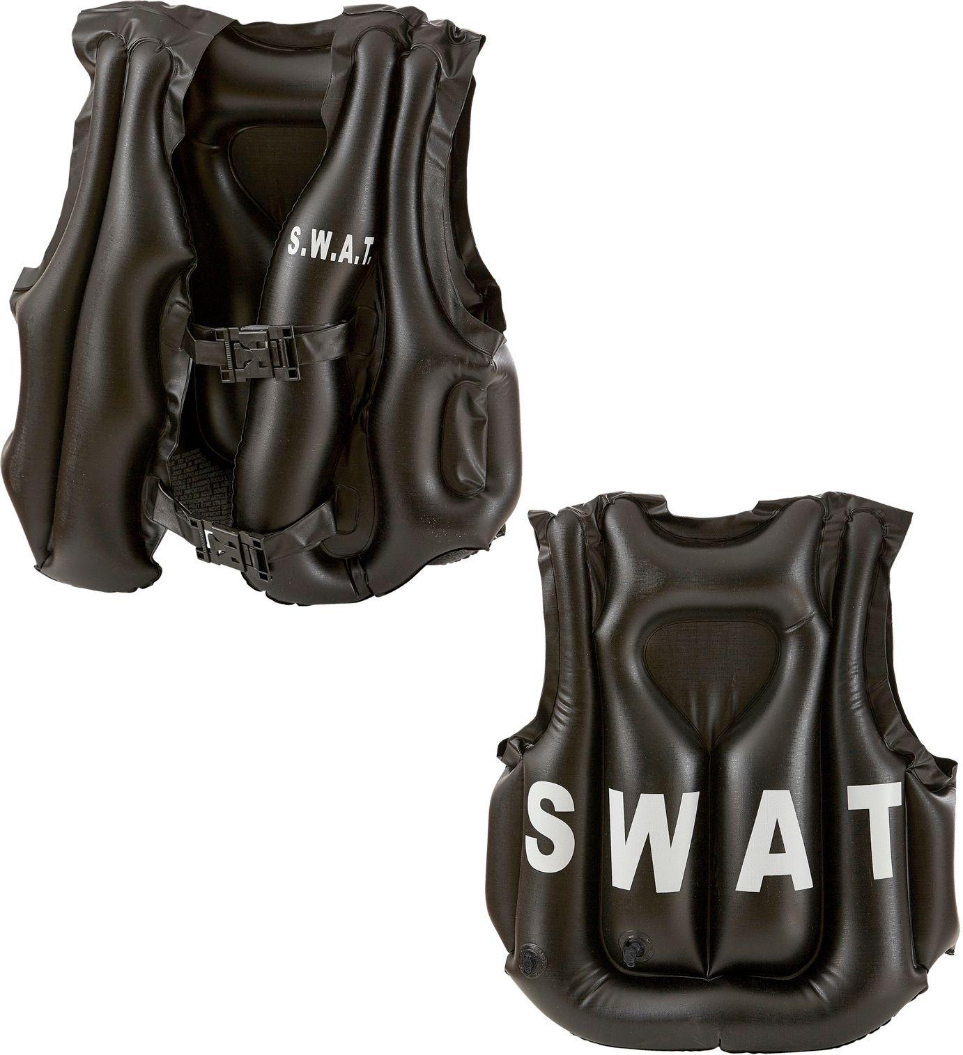 SWAT vest kind opblaasbaar
