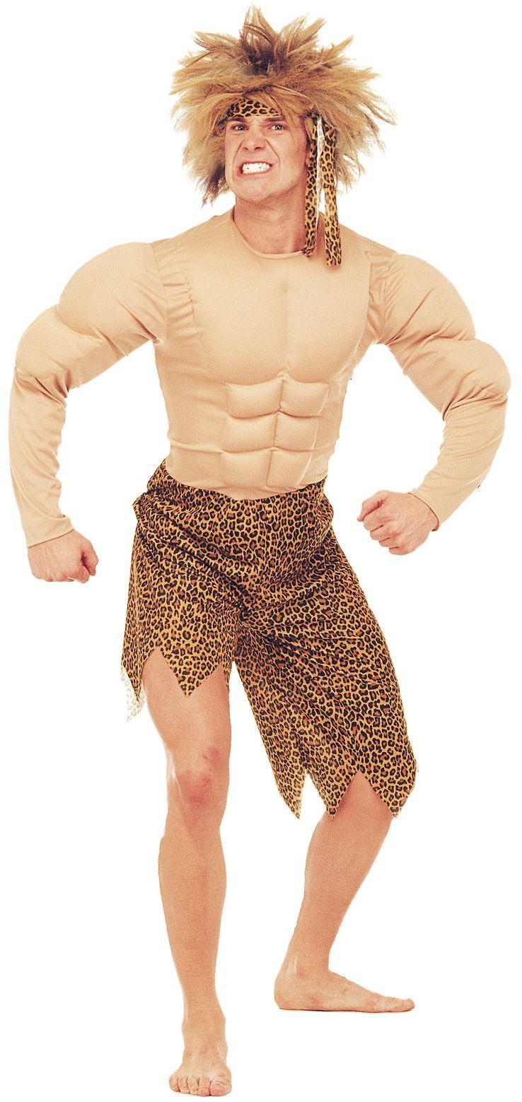 Tarzan kostuum heren