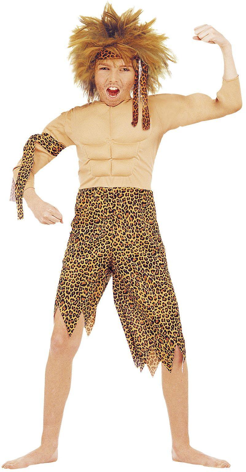 Tarzan kostuum kind