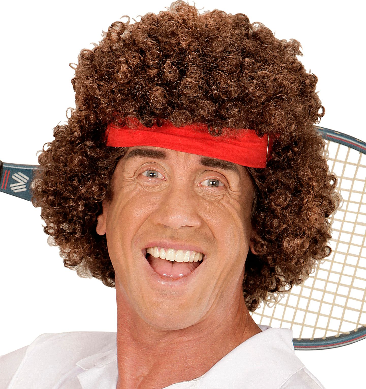 Tennisser pruik