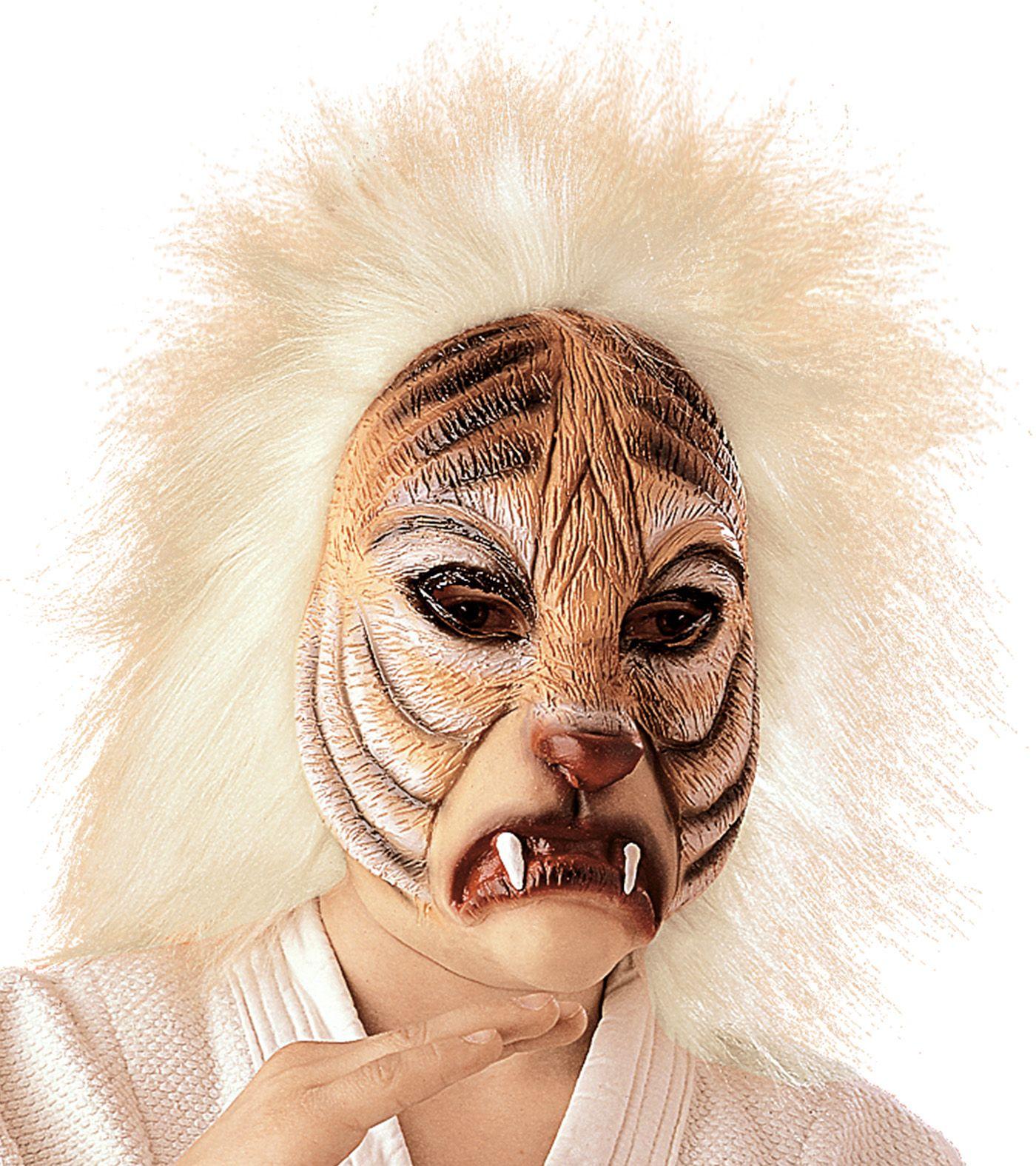 Tijger masker kind