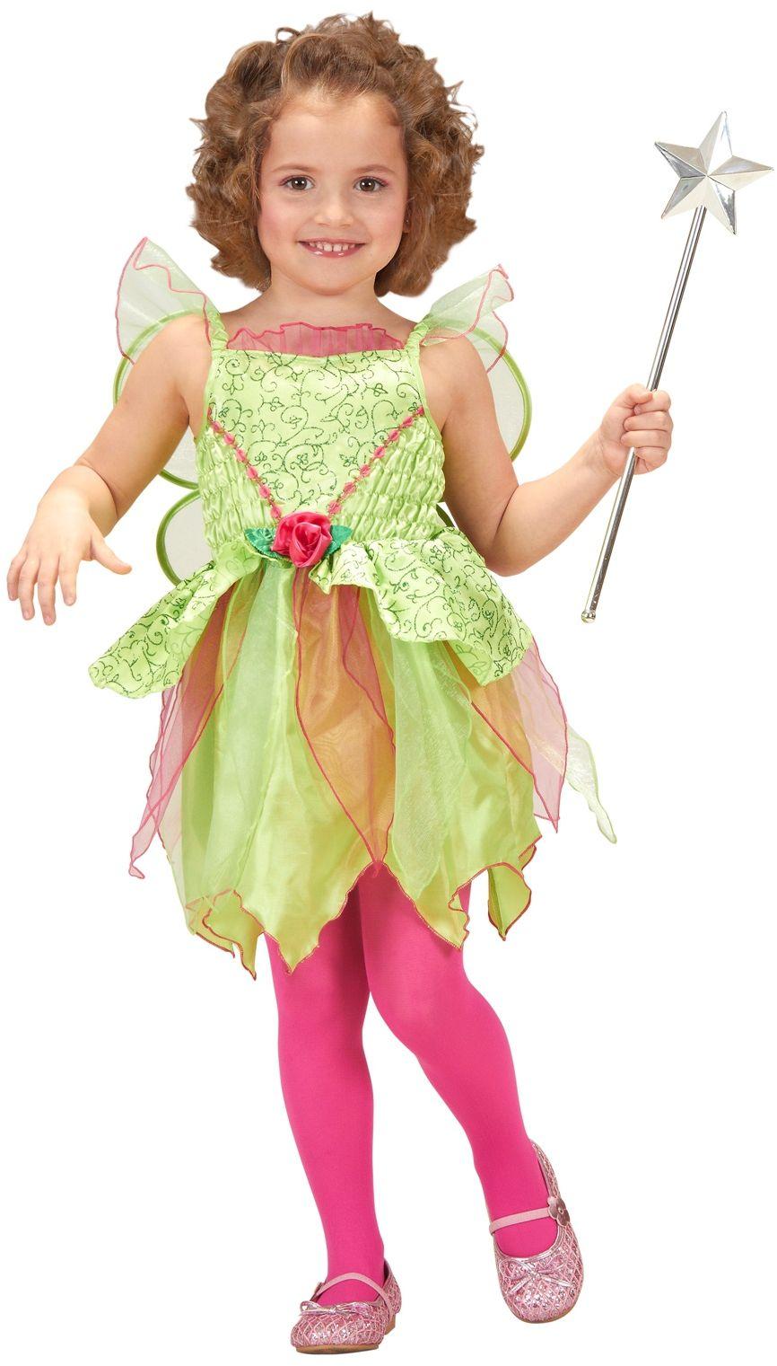 Tinkerbell fee jurkje meisjes