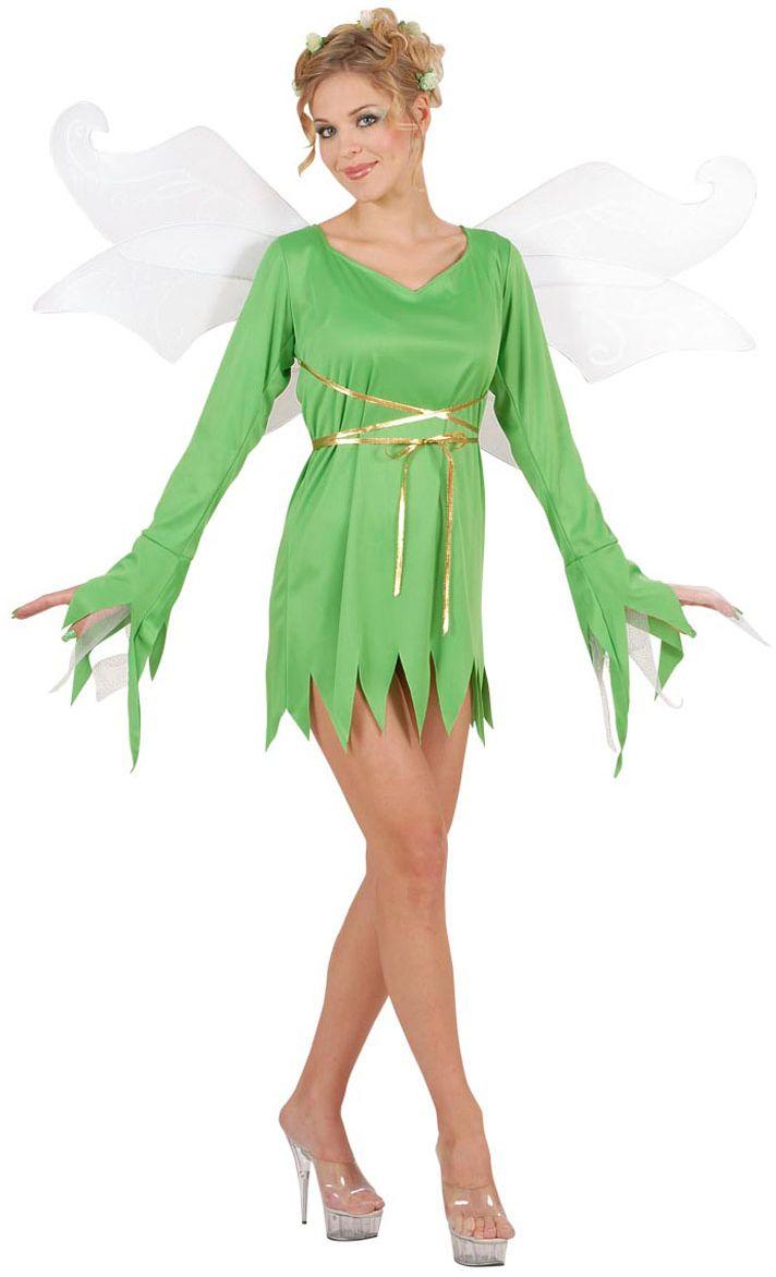 Tinkerbell jurk