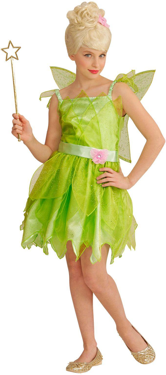 Tinkerbell kostuum kind