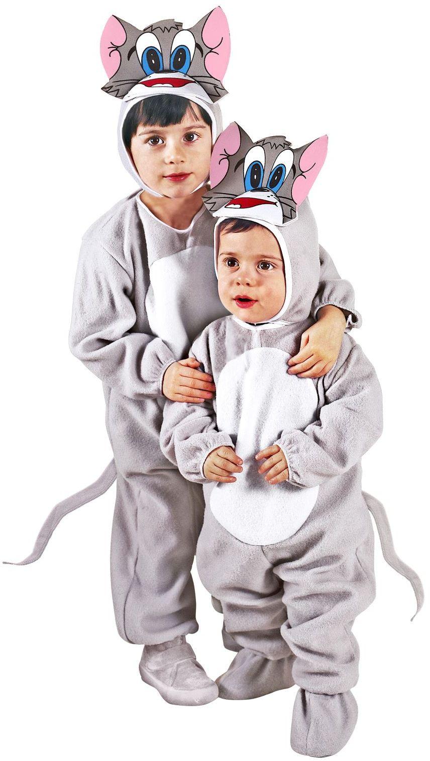 Tom en Jerry onesie kat