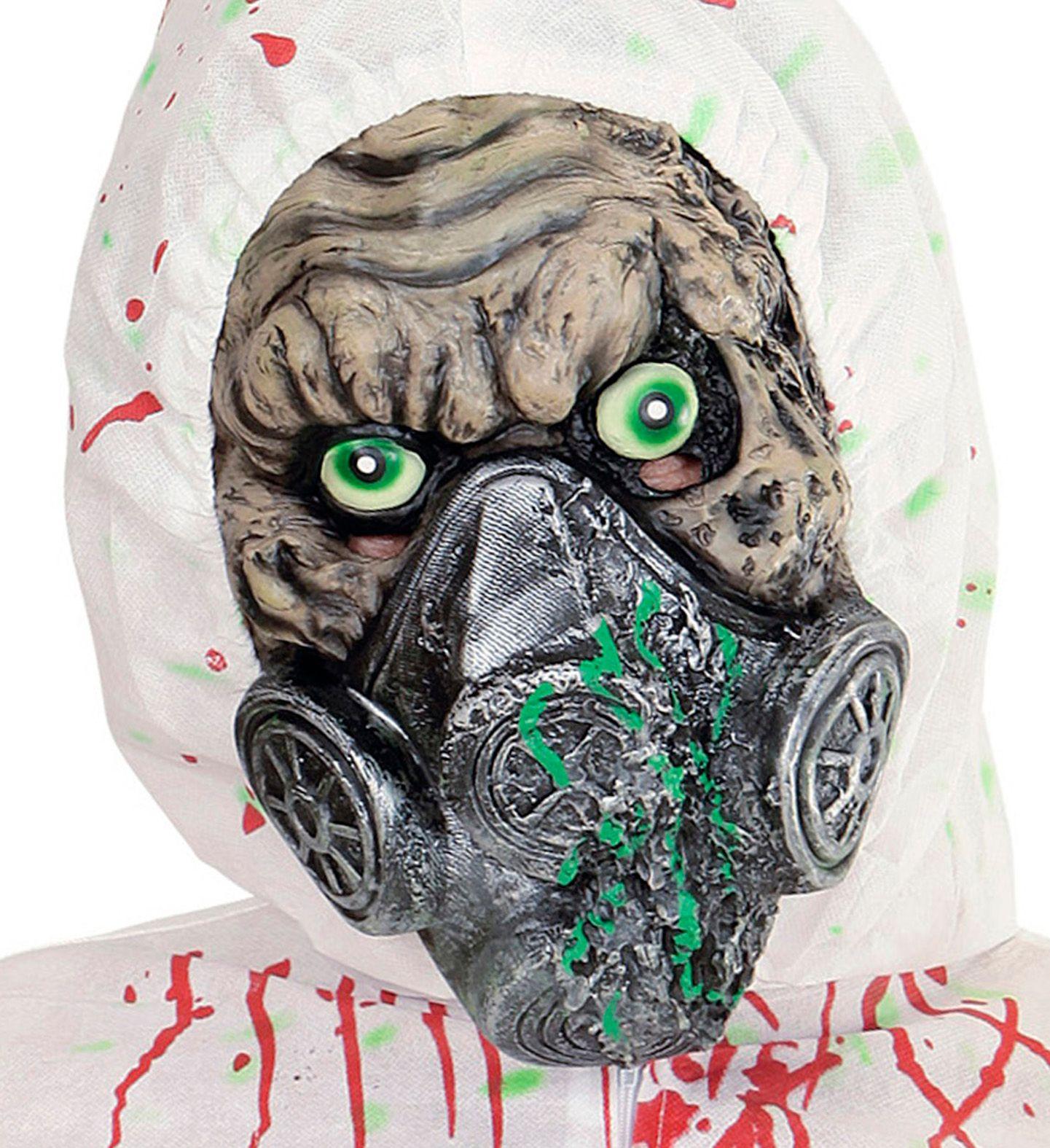 Toxische stoffen gezichtsmasker