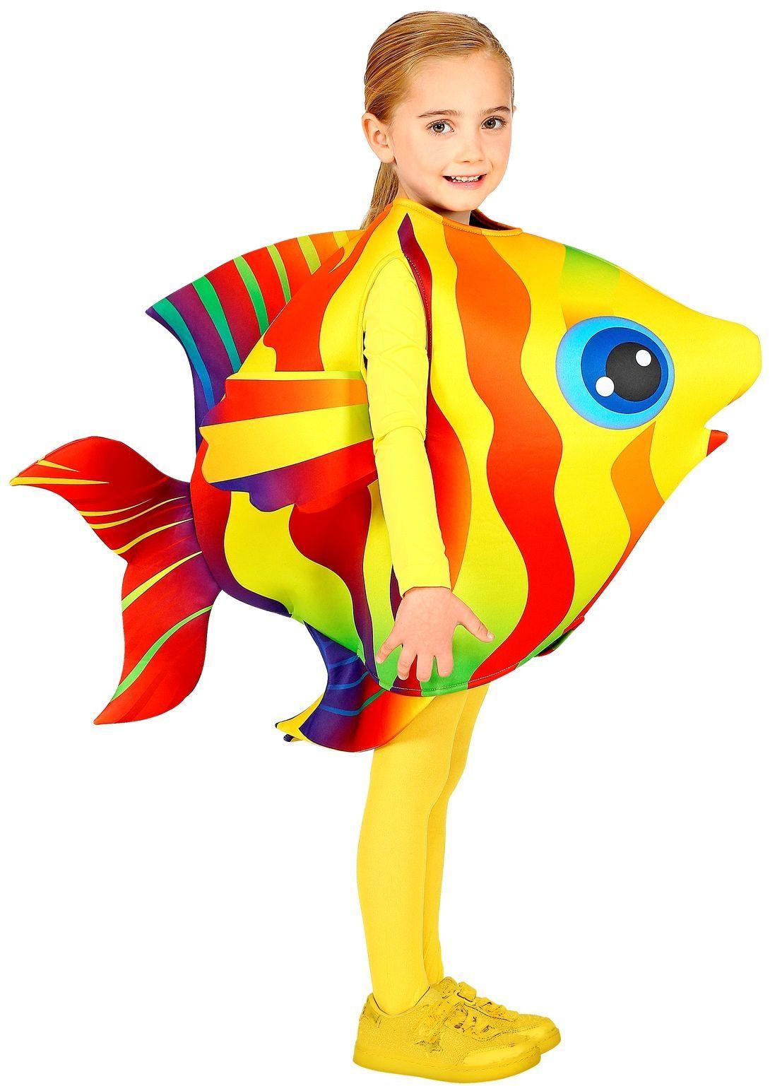 Tropische vis pak kind