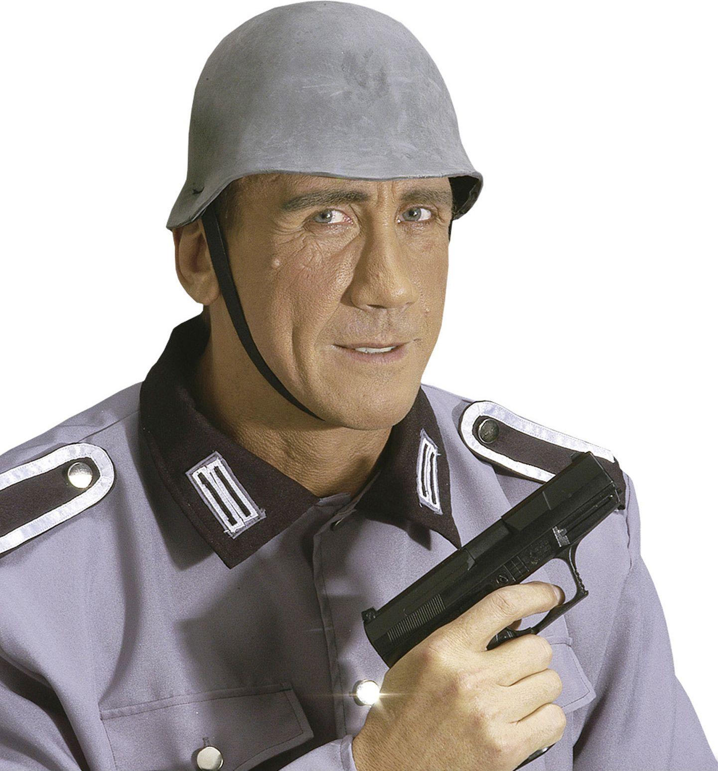 Tweede wereldoorlog helm