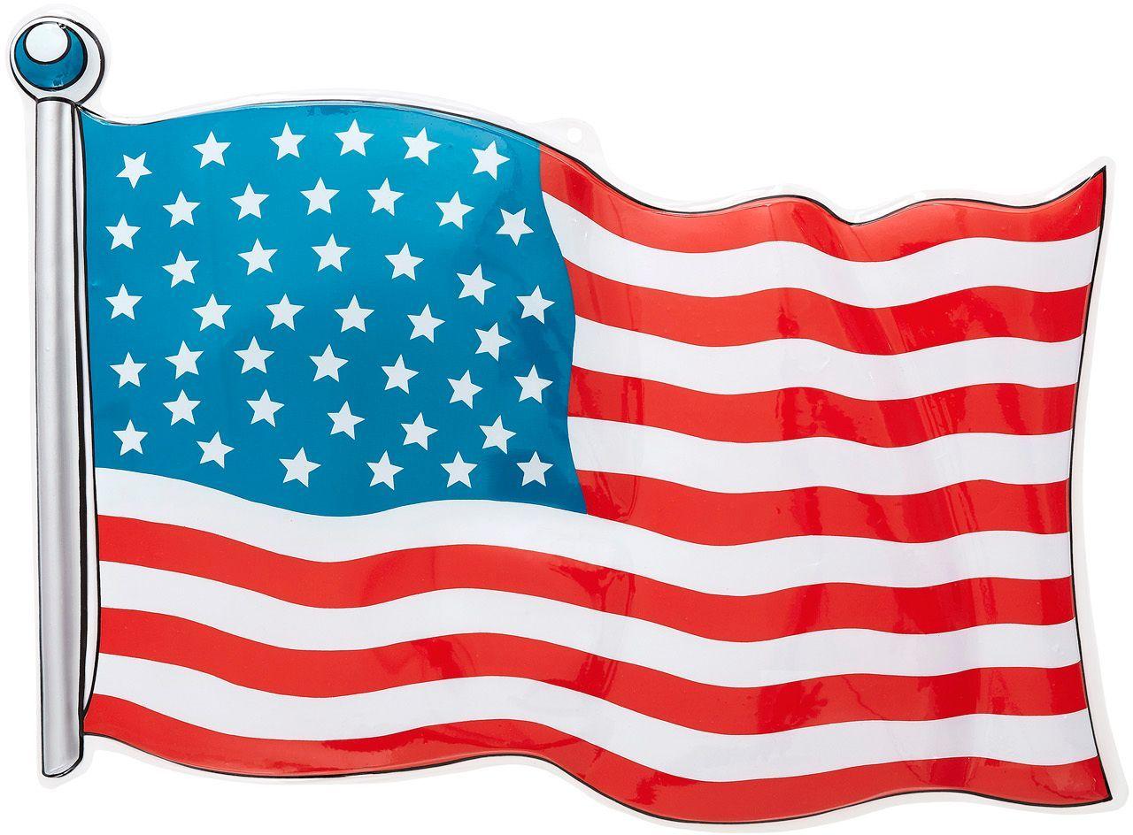 USA pvc vlag