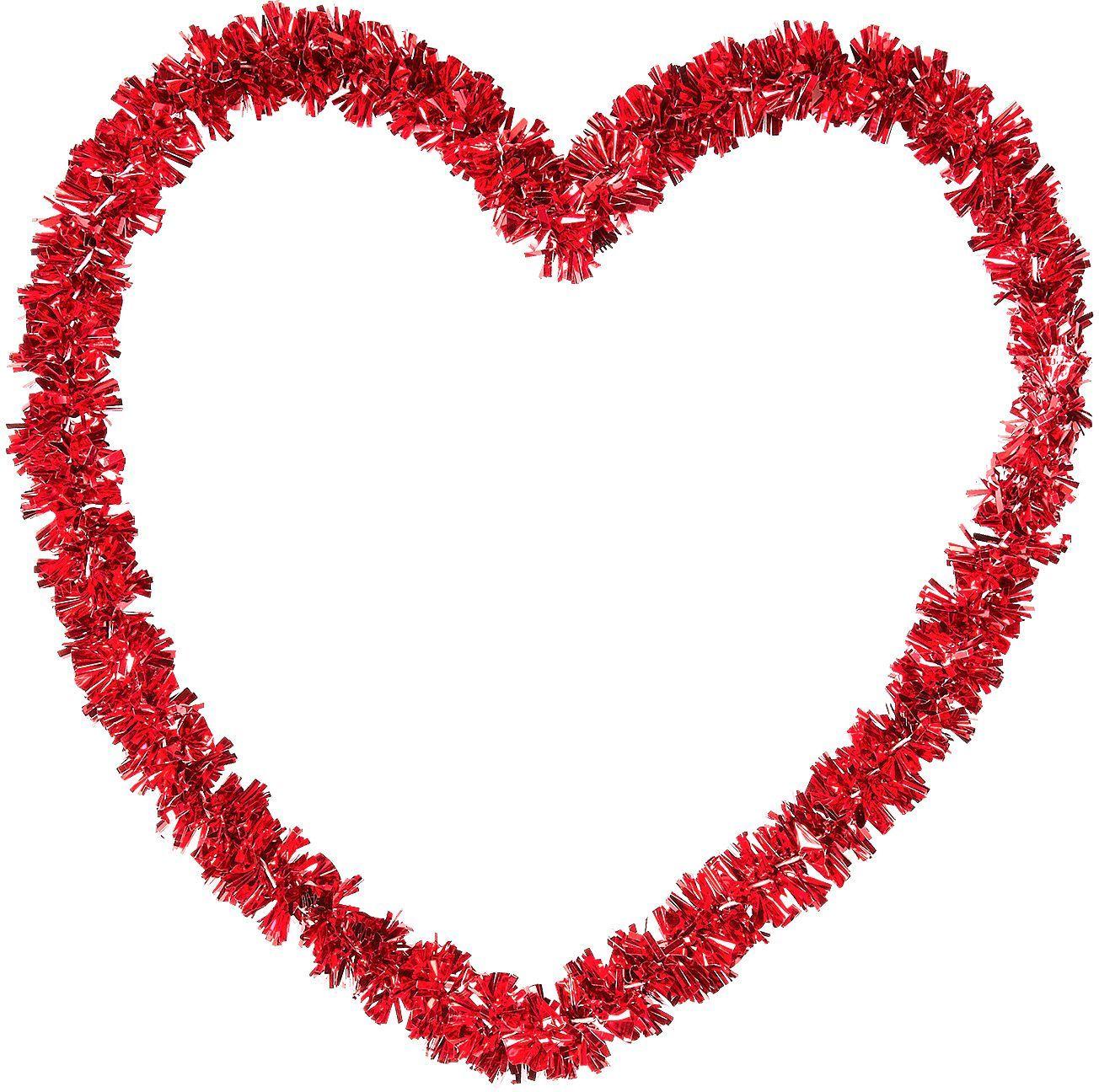 Valentijn hart slinger