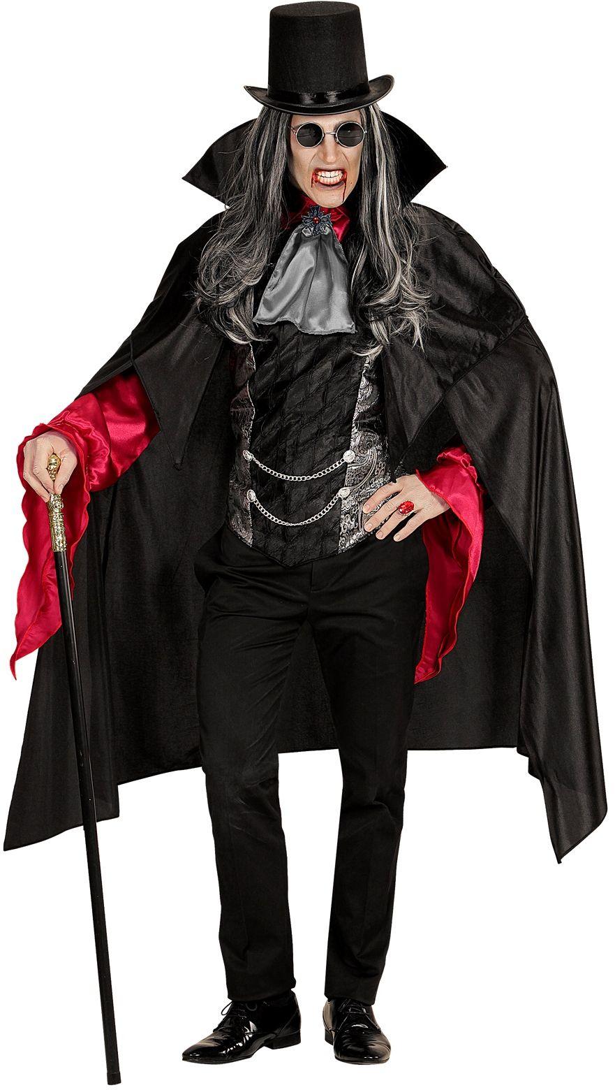 Vampier carnaval kostuum
