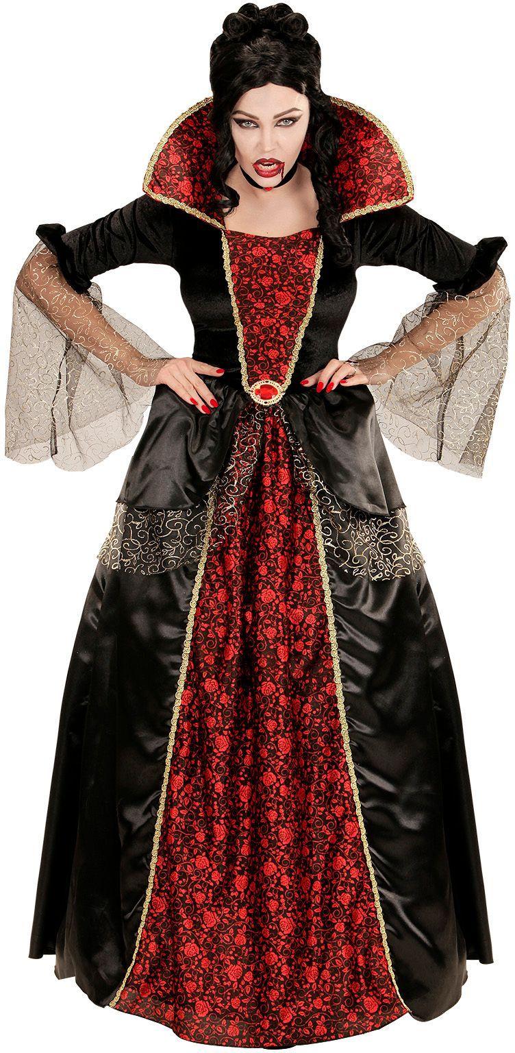Vampier jurk dames