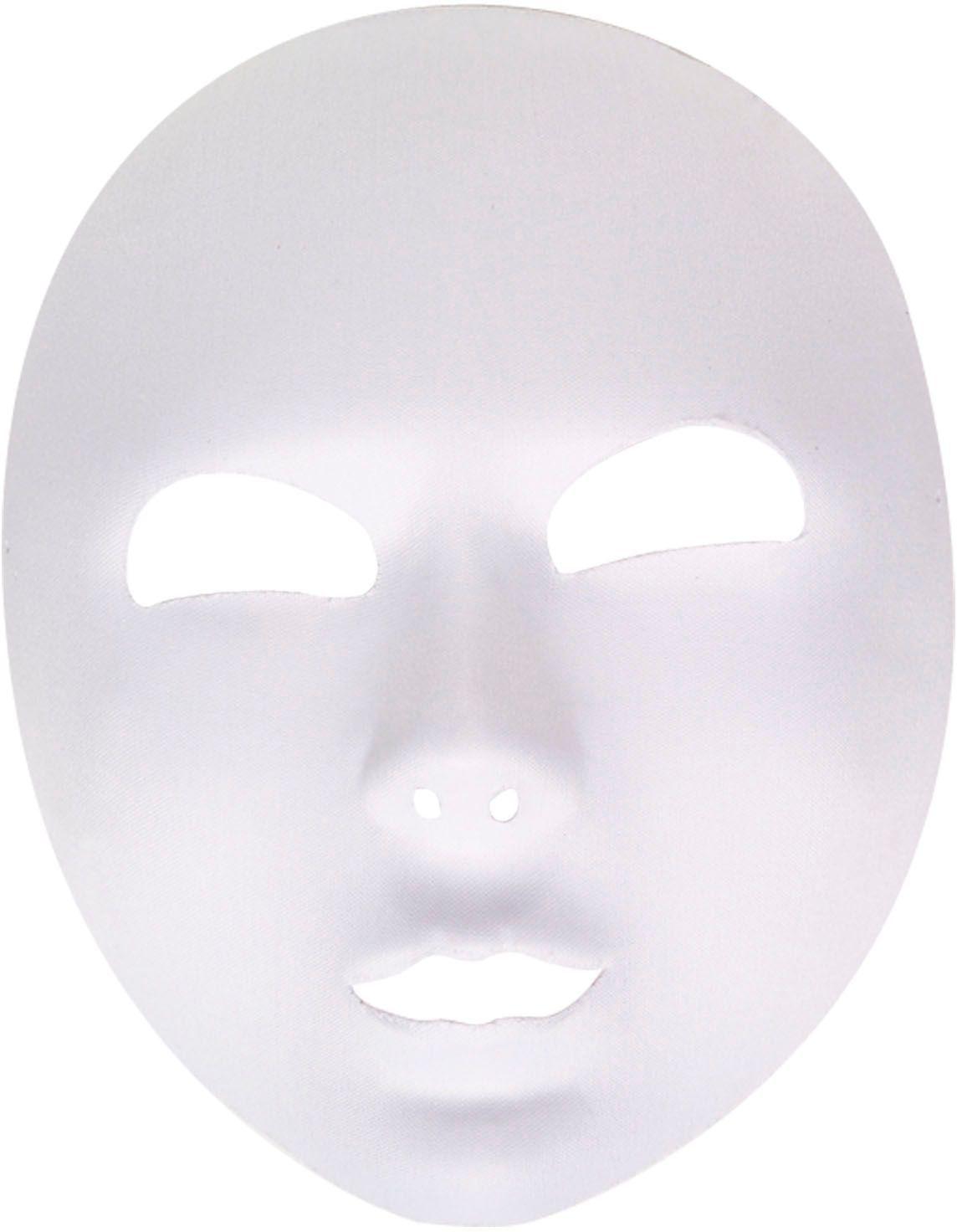 Venetiaans masker wit