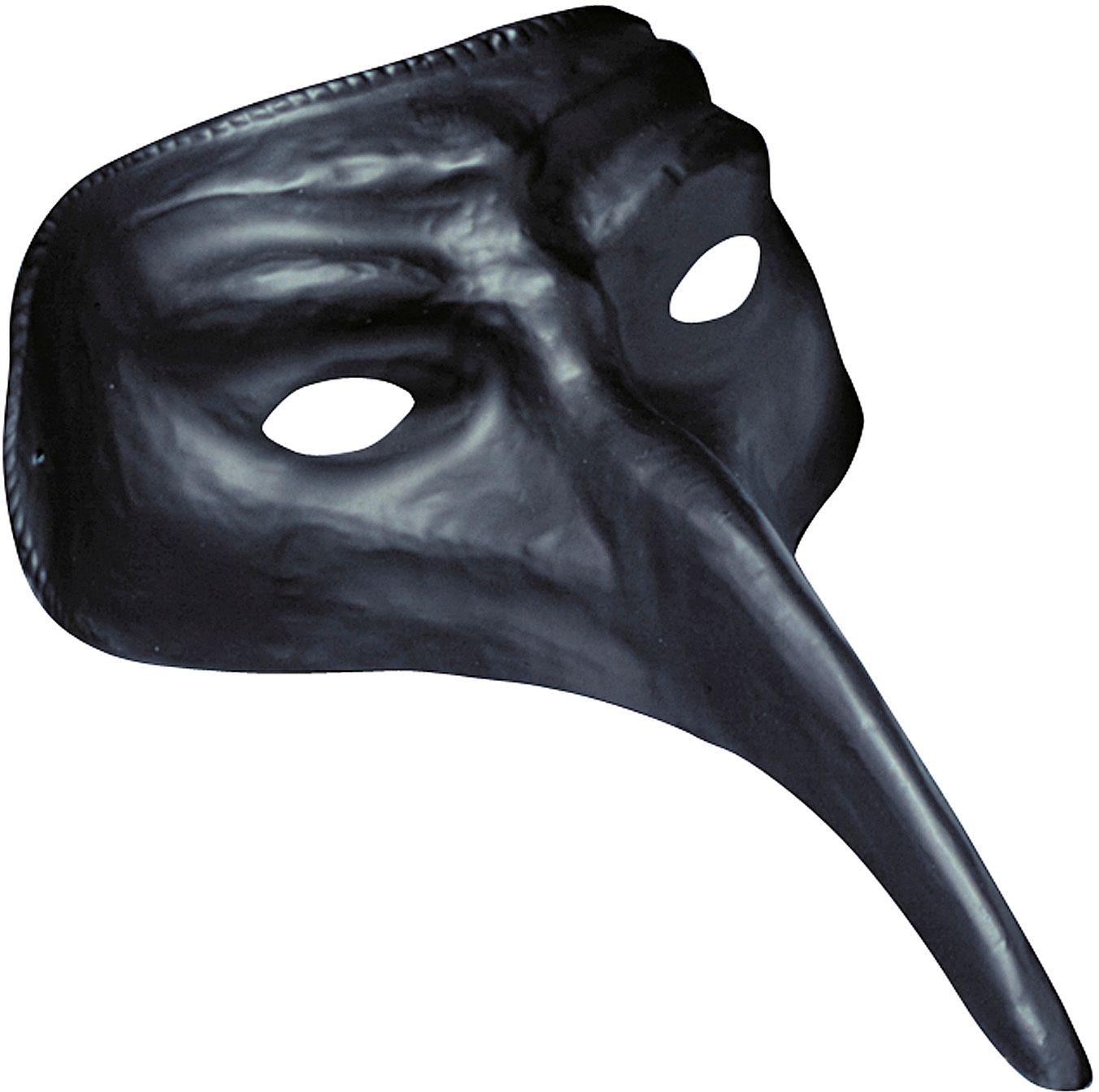 Venetiaans oogmasker zwart