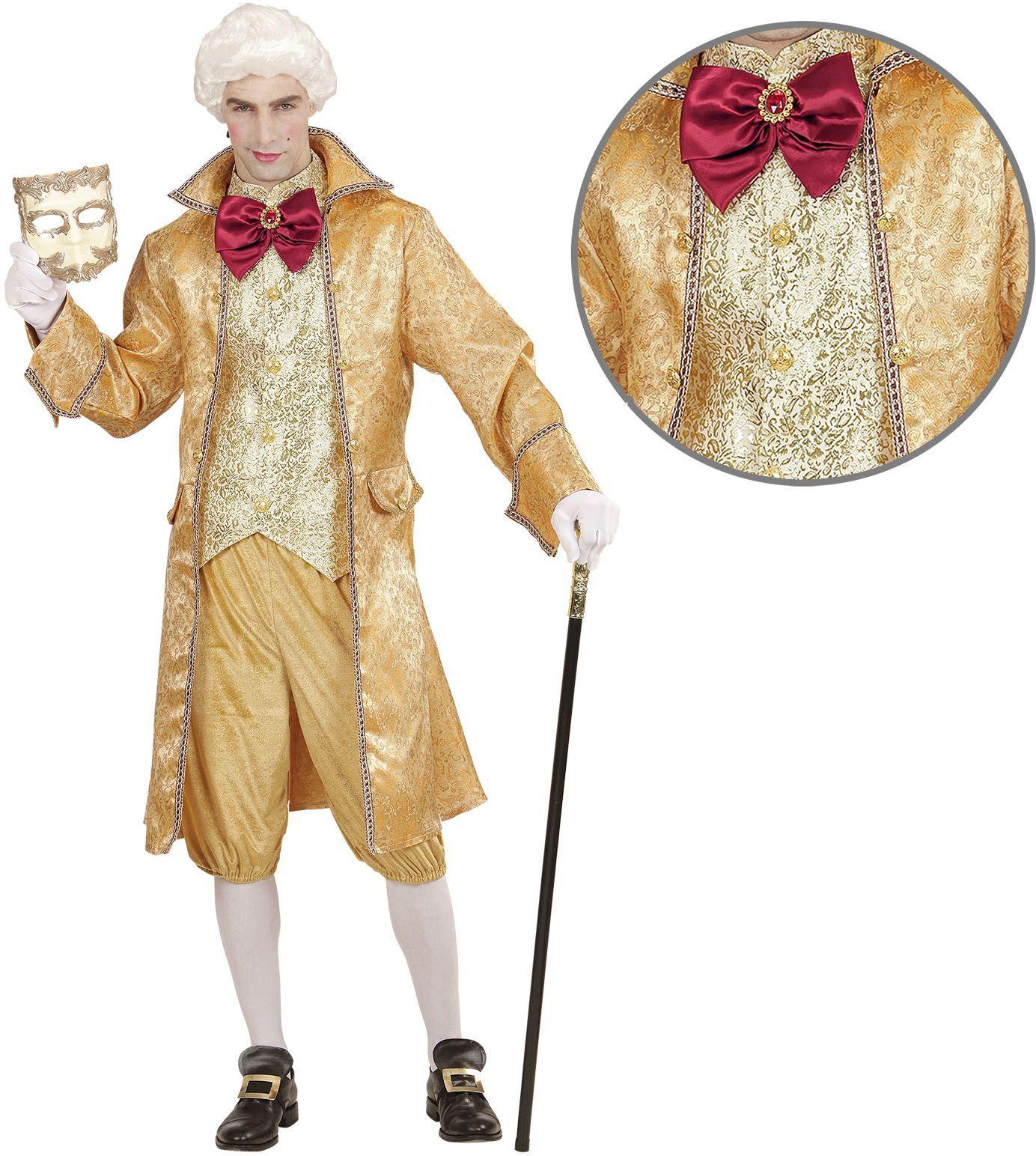 Venetiaanse edelman kleding