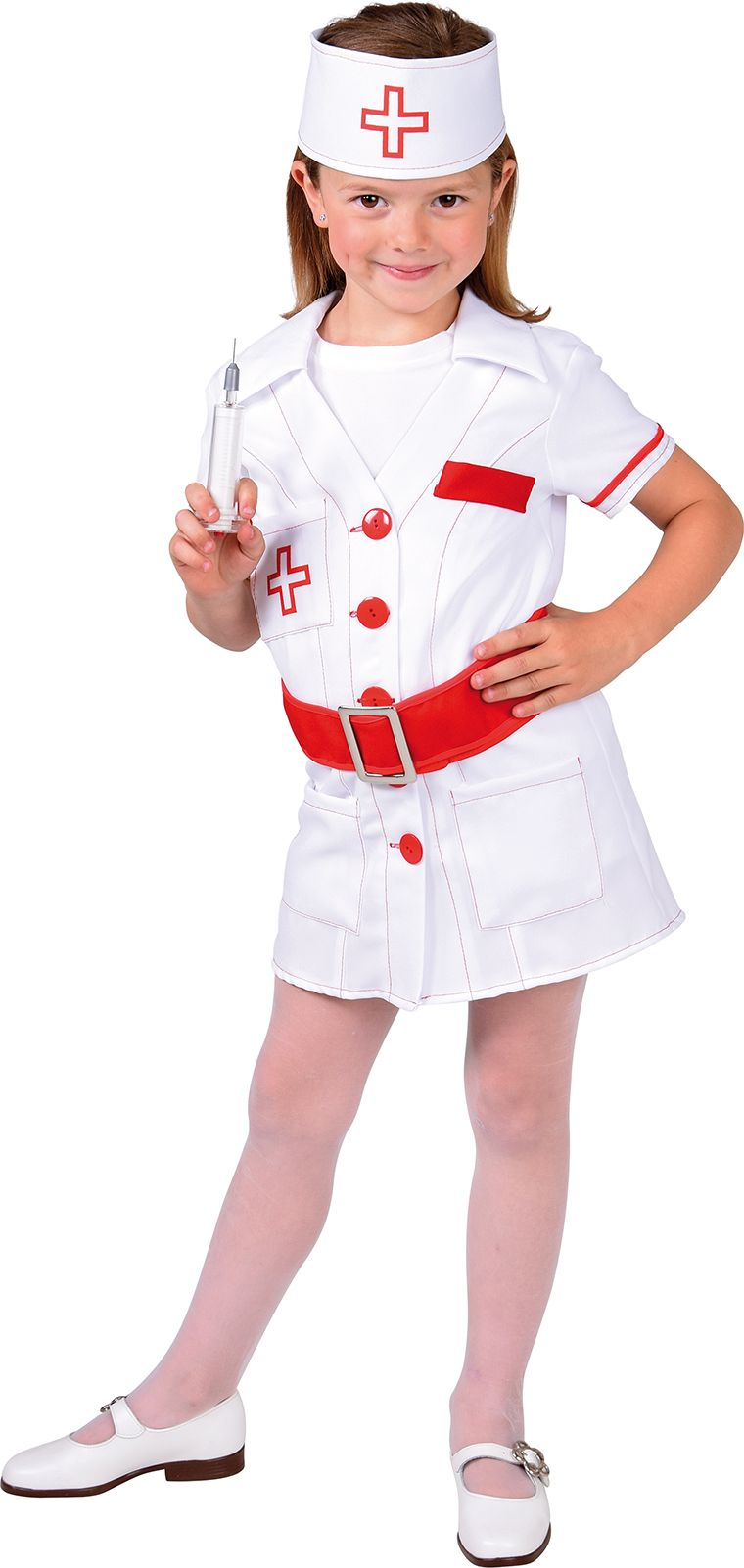 Verpleegster jurk meisjes