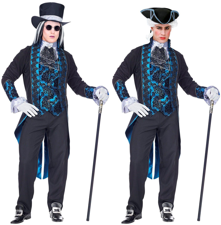 Victoriaanse heren vampieren outfit