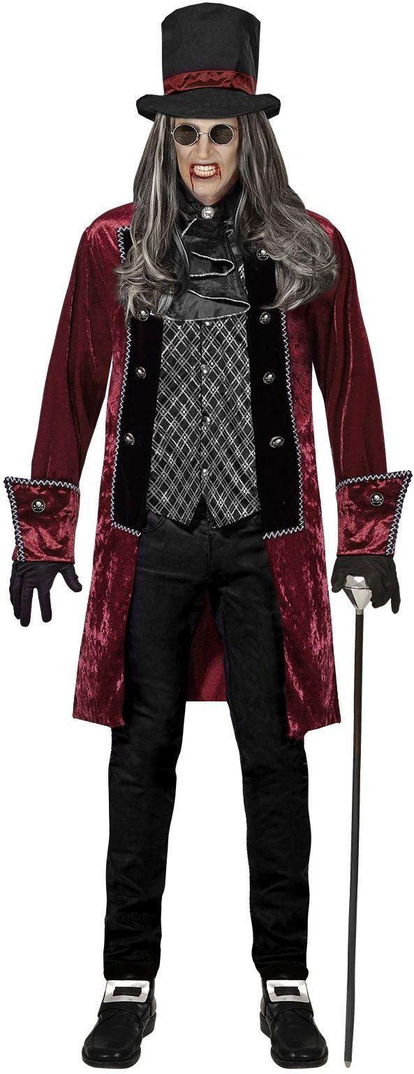 Victoriaanse vampier outfit