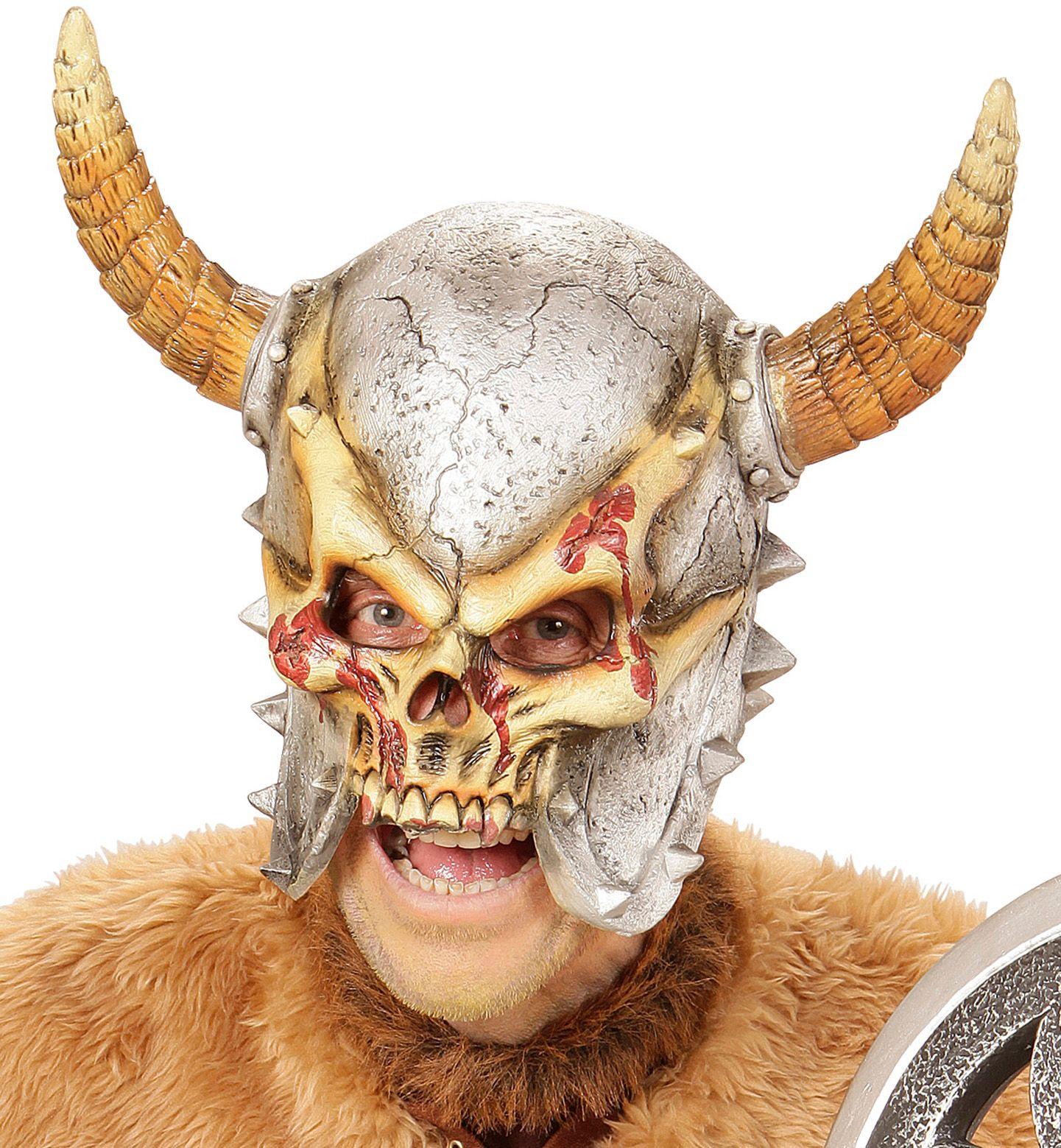 Viking schedel masker
