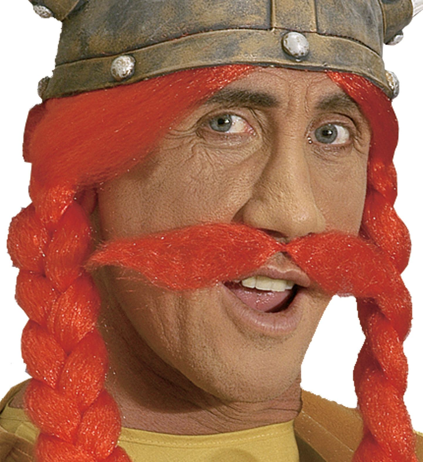Viking snor rood