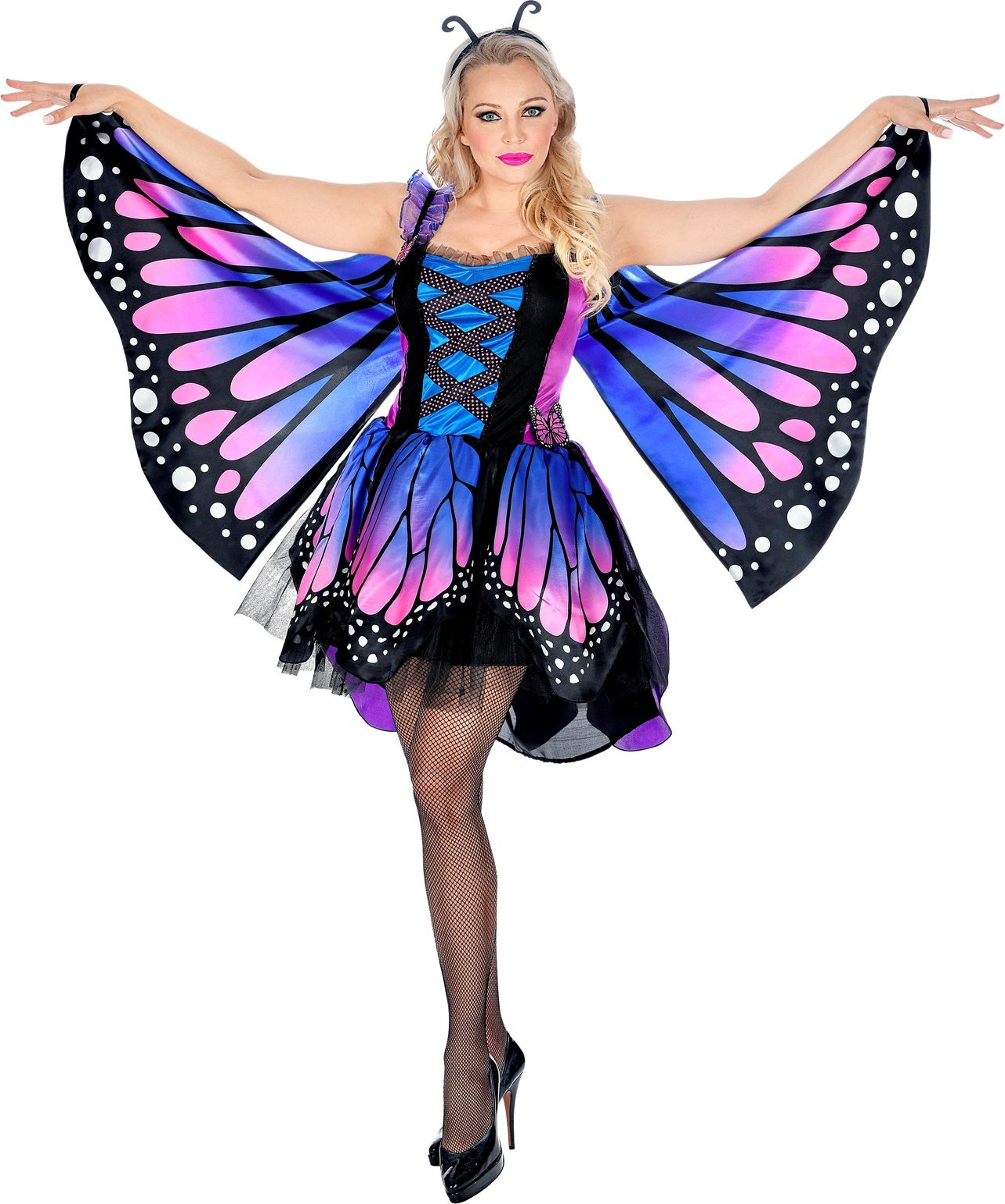Vlinder kostuum dames