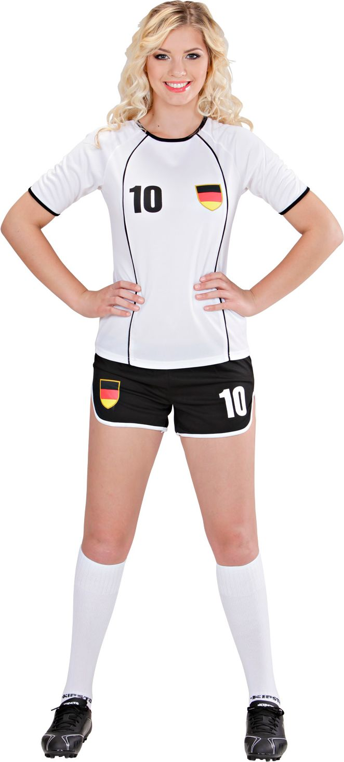 Voetbalster Duits elftal