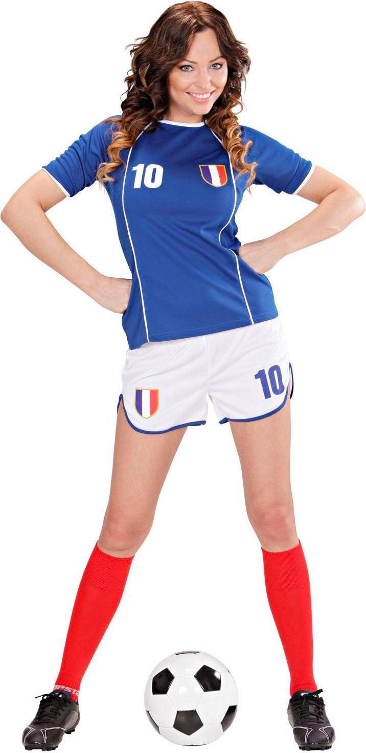 Voetbalster Frans elftal