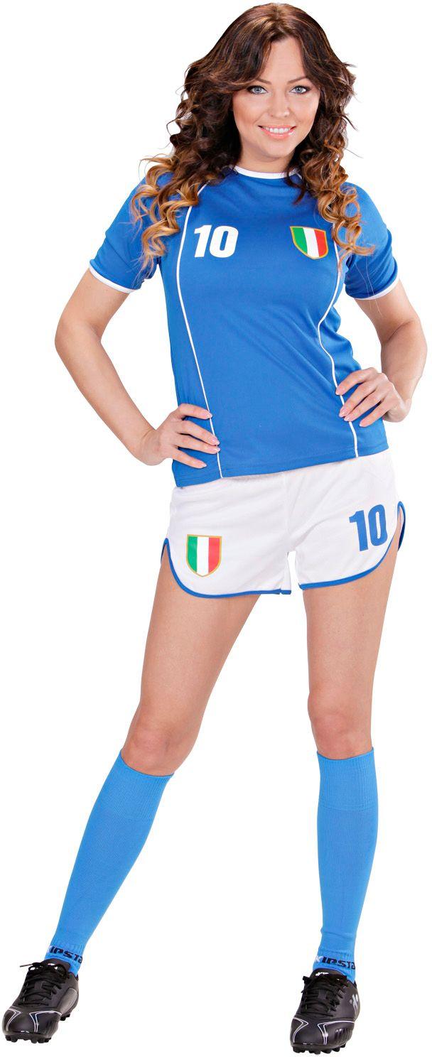 Voetbalster Italiaans elftal