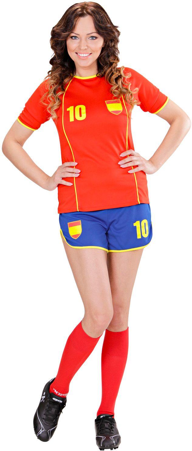 Voetbalster Spaans elftal