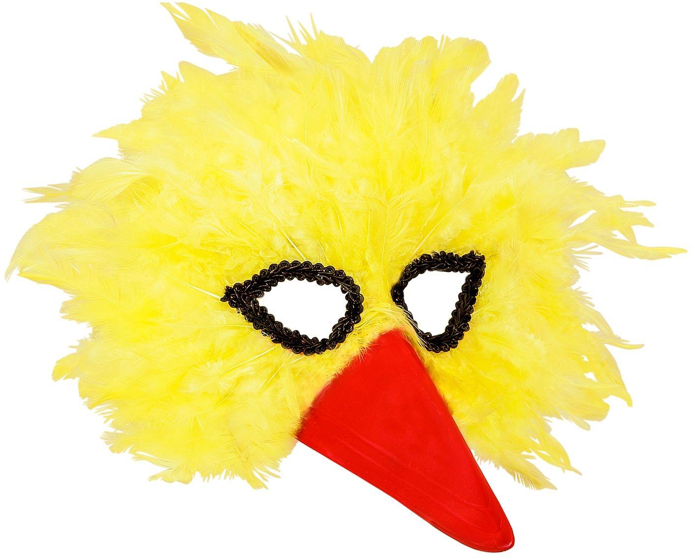 Vogel oogmasker