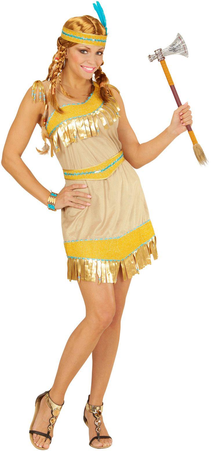 Vrouwelijke indiaan