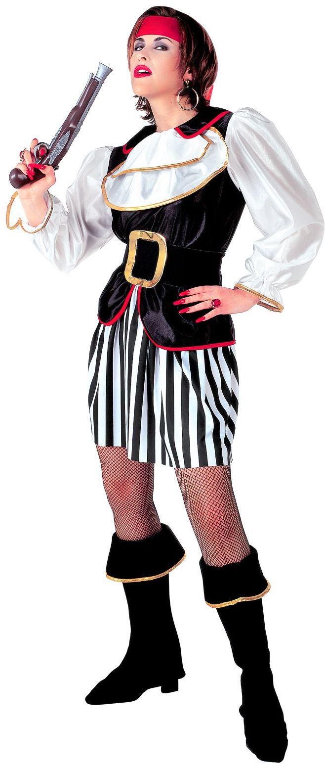 Vrouwelijke piraat