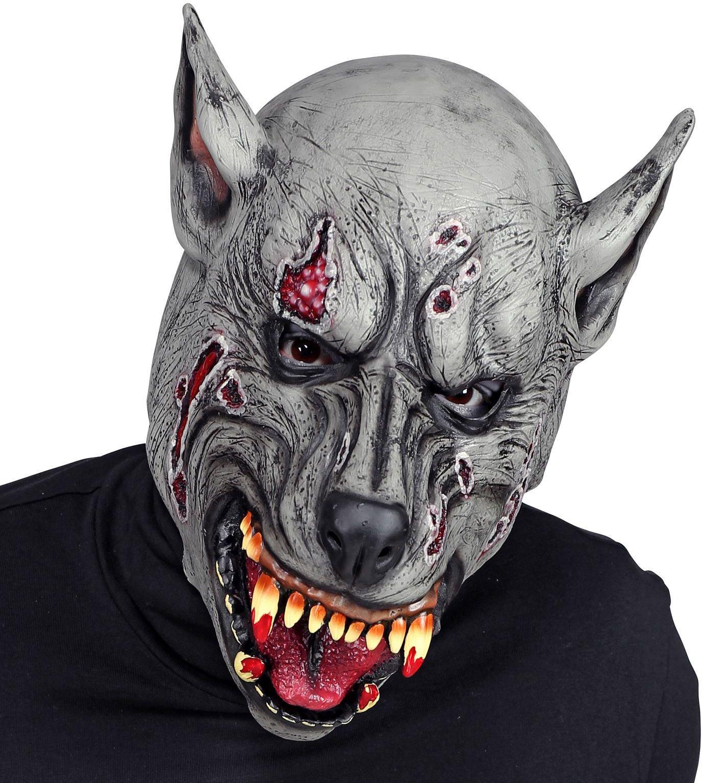Weerwolf horror masker