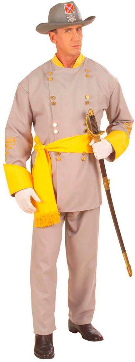 Western kleding confederatie generaal