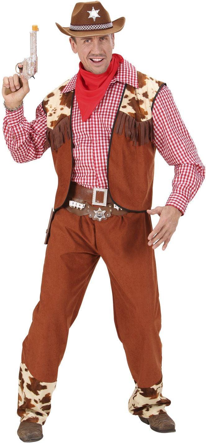 Western kleding man