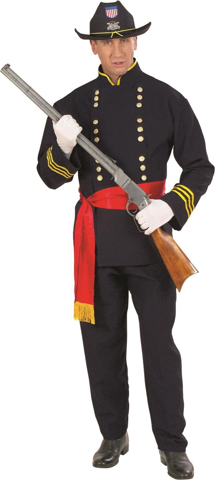 Western kostuum amerikaanse generaal