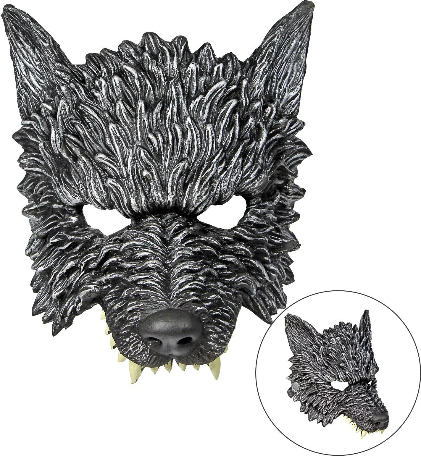 Wolf masker Game of Thrones