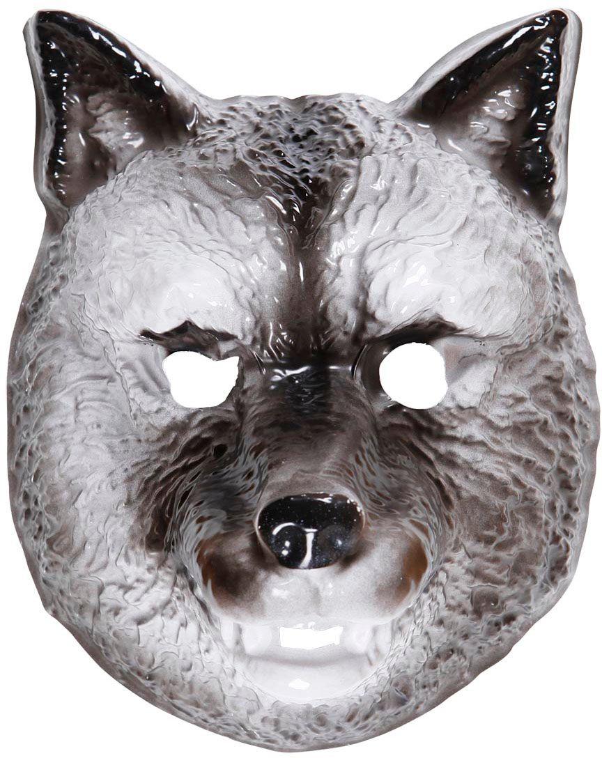 Wolf masker kinderen