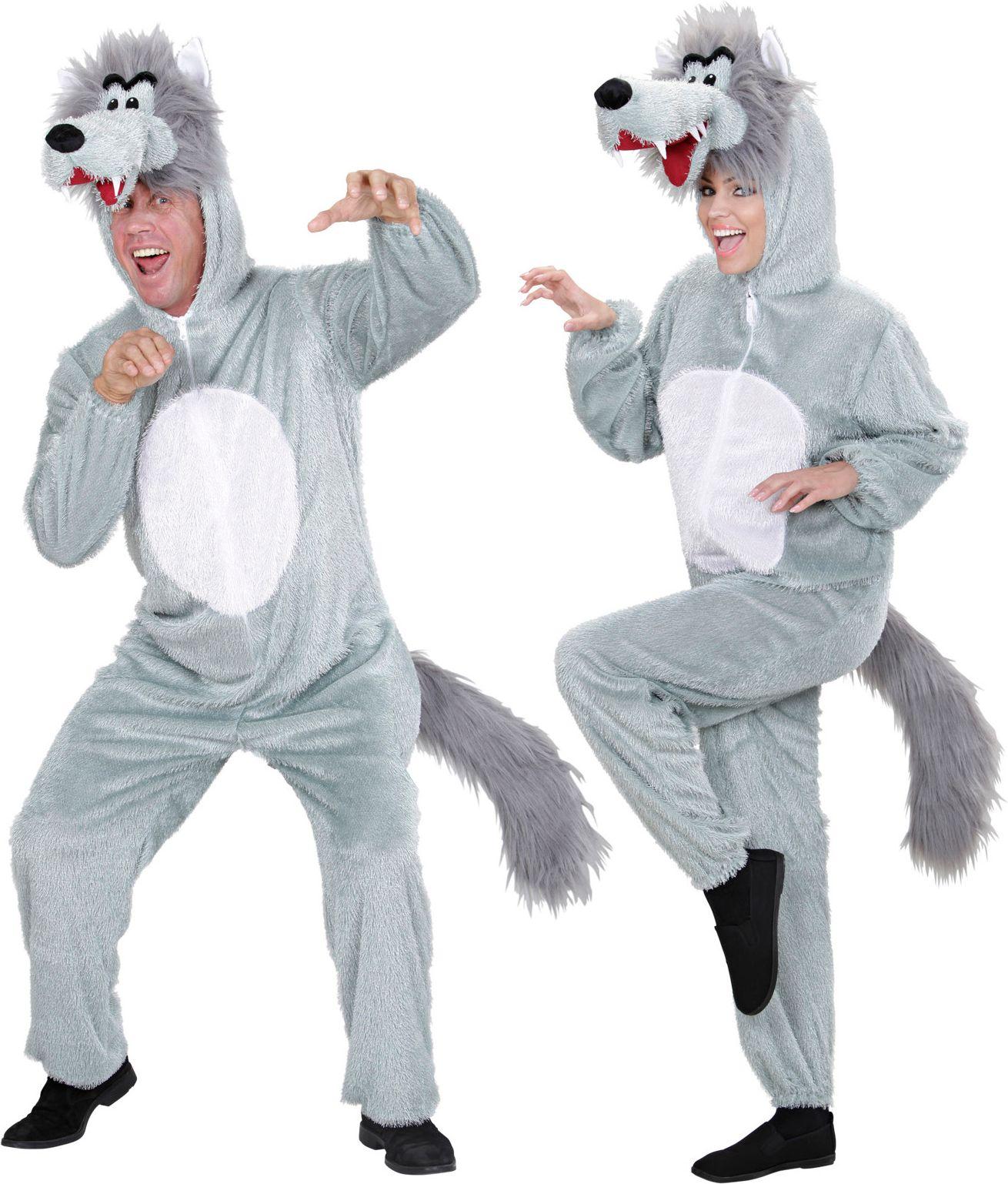 Wolf onesie