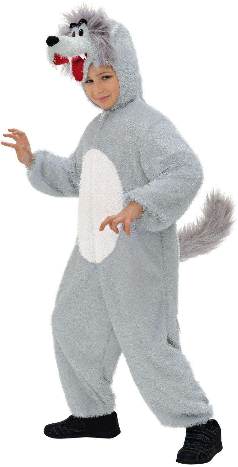 Wolf onesie kind